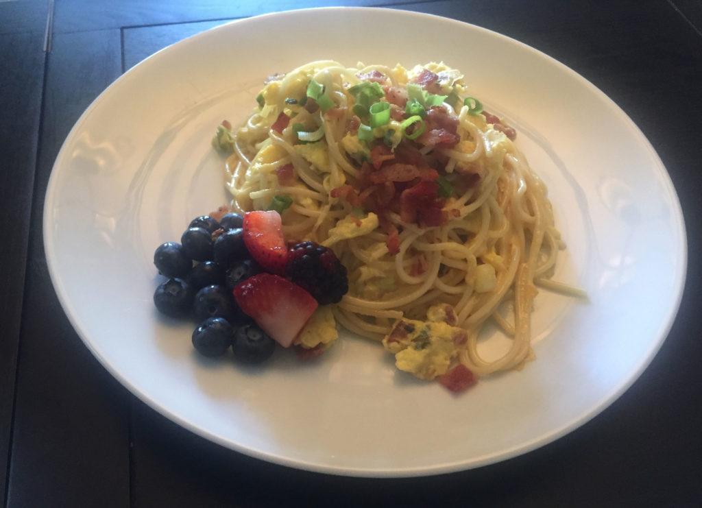 breakfast Carbonara